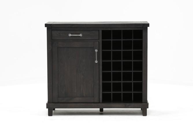 Jaxon Wine Cabinet - 360