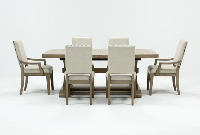 Walden 7 Piece Extension Dining Set - 360