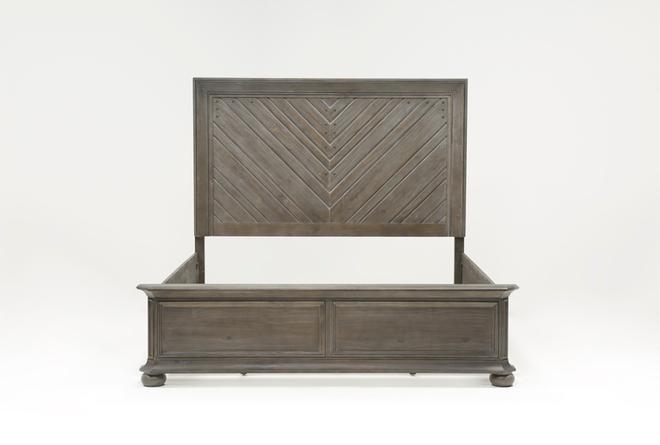 Laurent Queen Panel Bed - 360