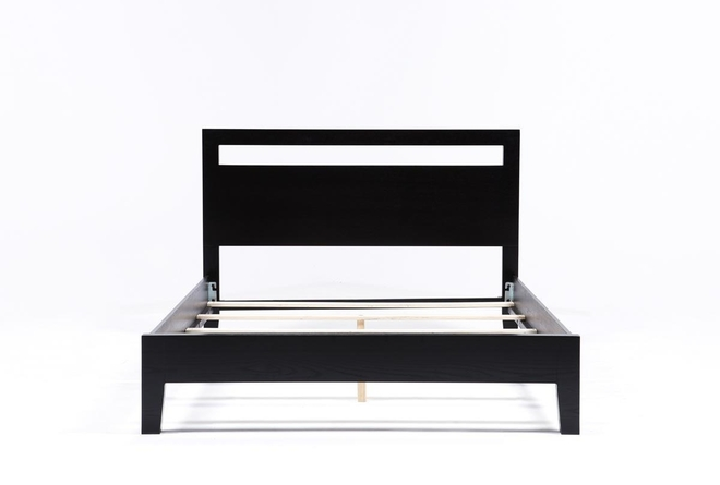 Milton Full Panel Bed - 360