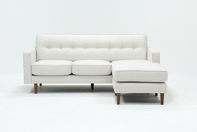 London Optical Reversible Sofa Chaise - 360