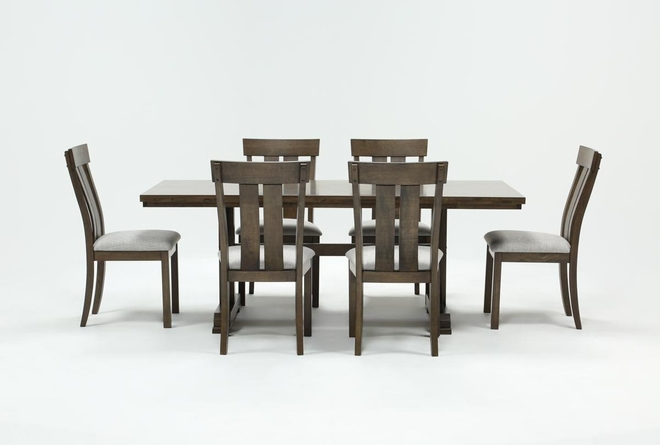 Delfina 7 Piece Dining Set - 360