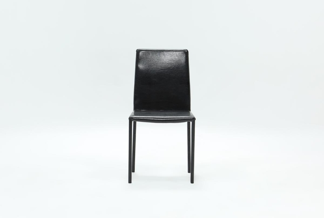 Hayden II Black Dining Side Chair - 360