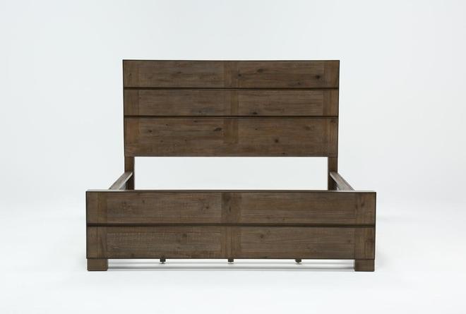 Lassen Eastern King Panel Bed - 360