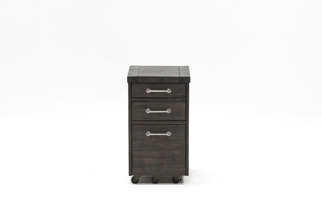 Jaxon Mobile File Cabinet - 360