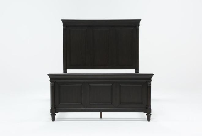 Deanne Queen Panel Bed - 360