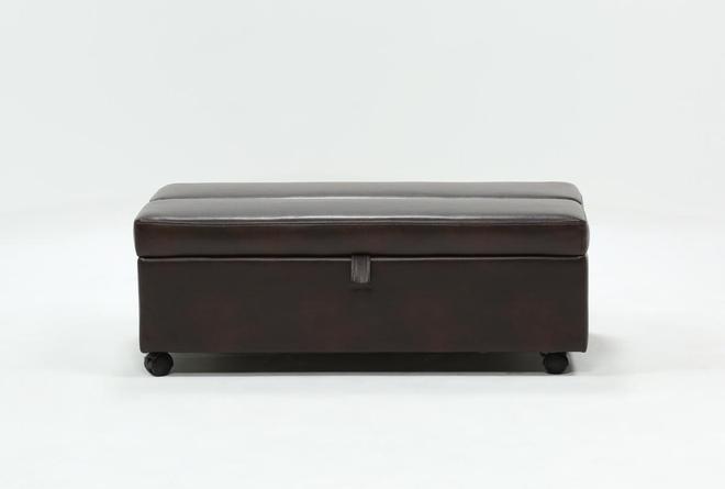 Charleston Ottoman Twin Sleeper - 360