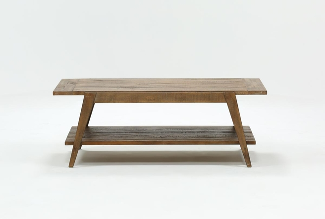 Craftsman Coffee Table - 360