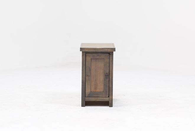 Ducar Chairside Table - 360