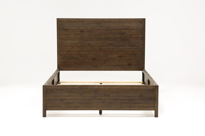 Rowan Eastern King Panel Bed - 360