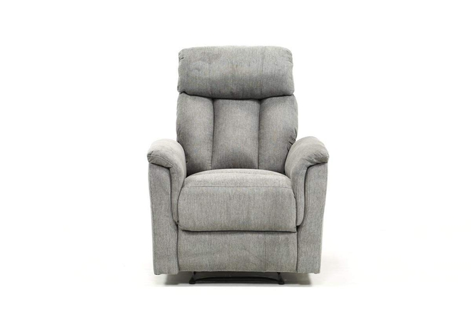 Suzy Dark Grey Wallaway Recliner - 360