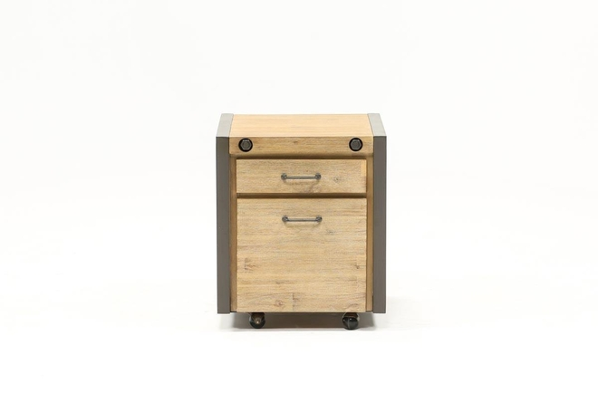 Whistler Mobile File Cabinet - 360