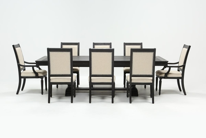 Chapleau II 9 Piece Extension Dining Table Set - 360