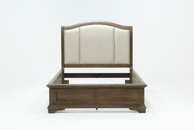 Chapman Queen Sleigh Bed - 360