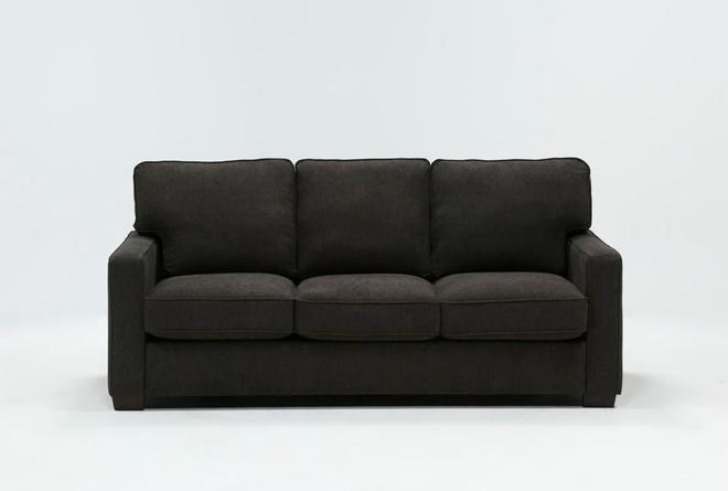 Morris Charcoal Queen Sofa Sleeper - 360