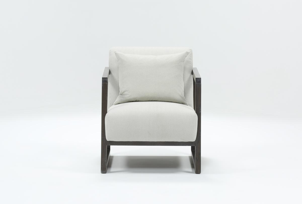 Pacifica Wood Accent Chair By Nate Berkus And Jeremiah
