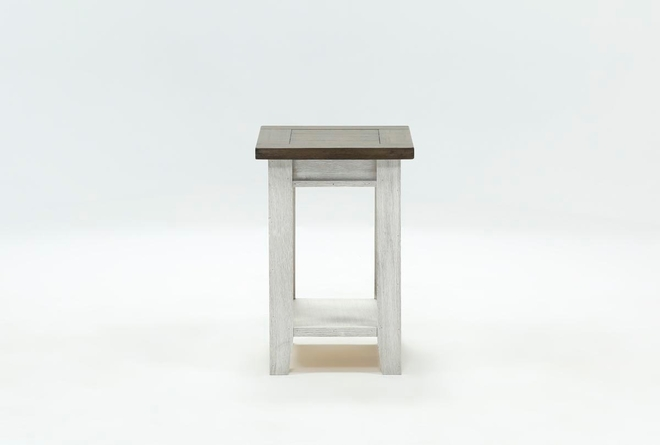 Dixon Chairside Table - 360