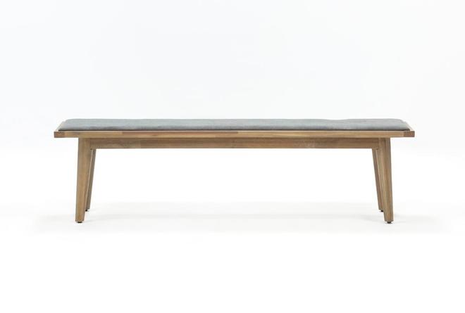 Caleb Dining Bench - 360