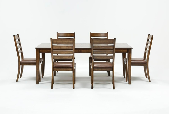 Rory 7 Piece Extension Dining Set - 360