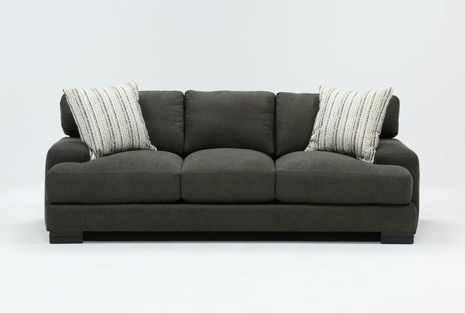 Swell Aidan Iii Sofa Living Spaces Machost Co Dining Chair Design Ideas Machostcouk
