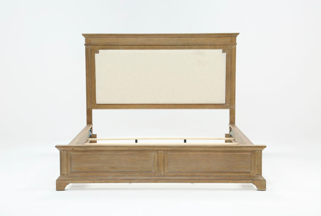 Whitney California King Panel Bed - 360
