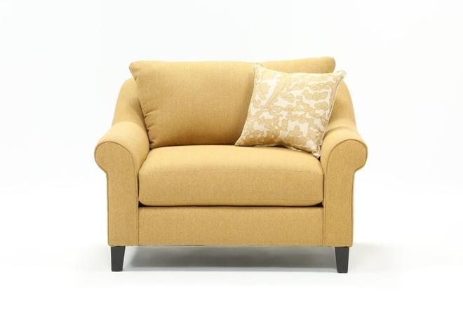 Landry II Green Chair - 360