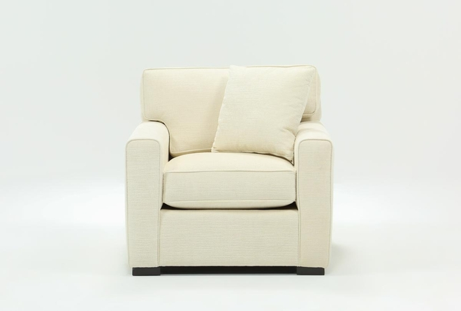 Cypress II Light Grey Chair - 360