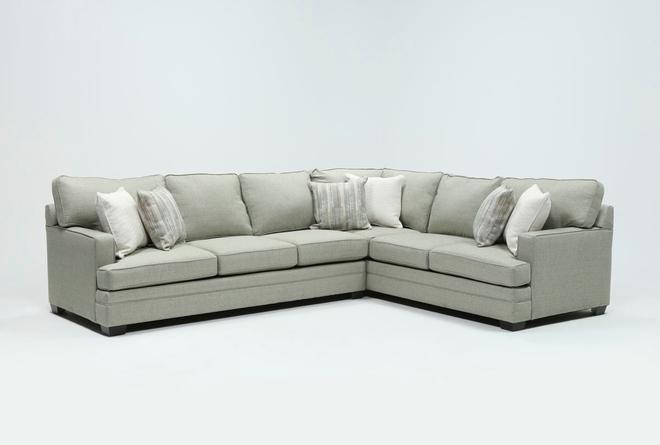 Josephine II 2 Piece Sectional With Left Arm Facing Sofa - 360