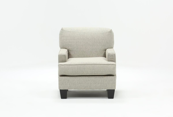 Burke Green Accent Chair - 360