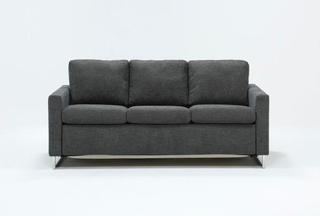Branson Charcoal Queen Plus Sofa Sleeper - 360