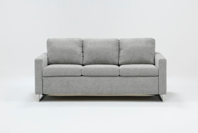 Branson Light Grey Queen Plus Sofa Sleeper - 360