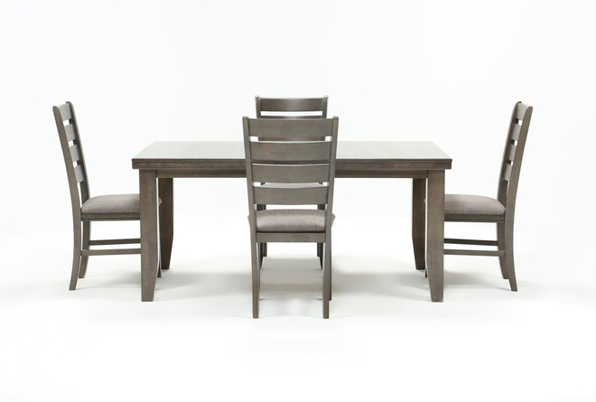 Ashford II 5 Piece Dining Set - 360
