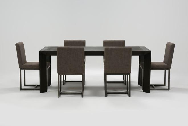Sandro 7 Piece Dining Set - 360