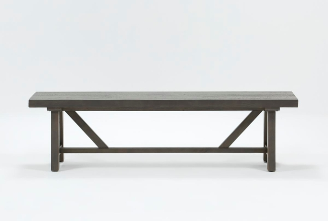 Timber Dining Bench - 360