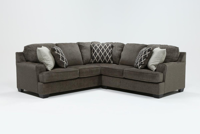 """Devonwood 2 Piece 102"""" Sectional with Right Arm Facing Loveseat - 360"""
