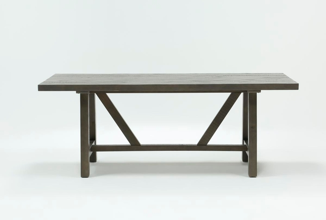 Timber Dining Table - 360