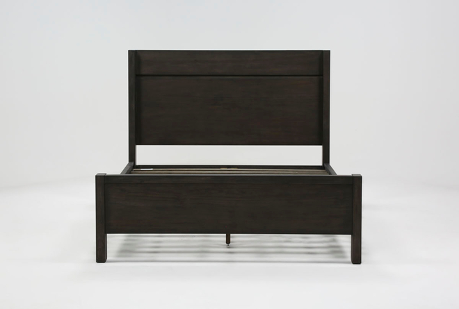 Slater California King Panel Bed - 360
