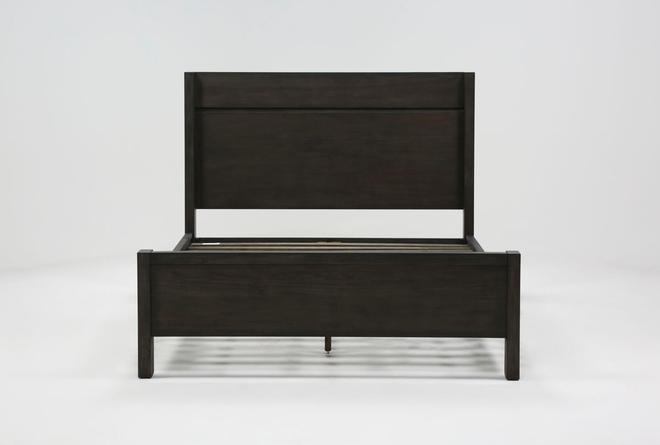 Slater Queen Panel Bed - 360