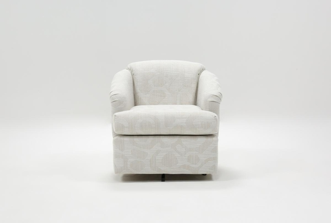 Aiko Swivel Accent Chair - 360