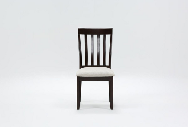 Rancho Brown Side Chair - 360