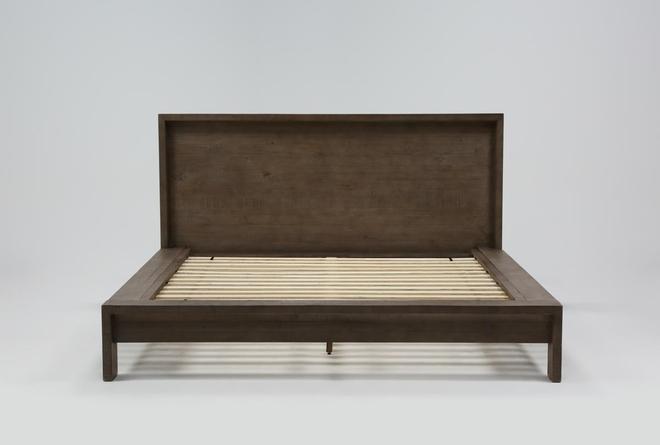 Regan California King Platform Bed - 360