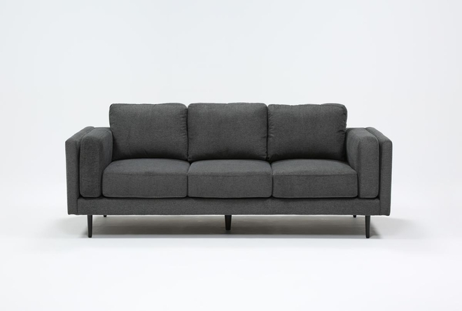 Aquarius II Dark Grey Sofa - 360