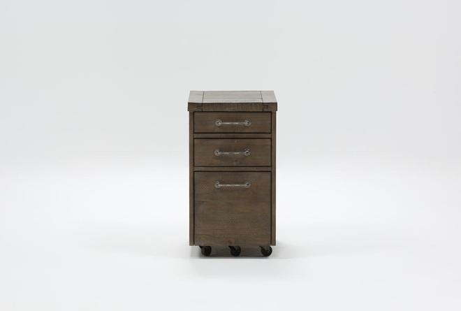 Jaxon Grey Rolling File - 360