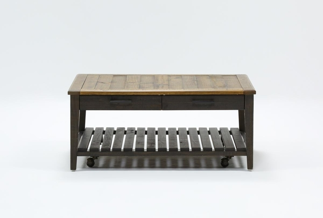 Foundry Coffee Table - 360