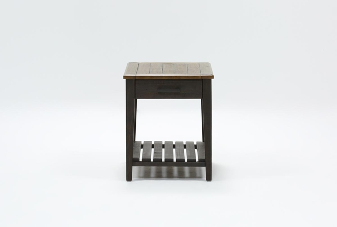 Foundry End Table - 360