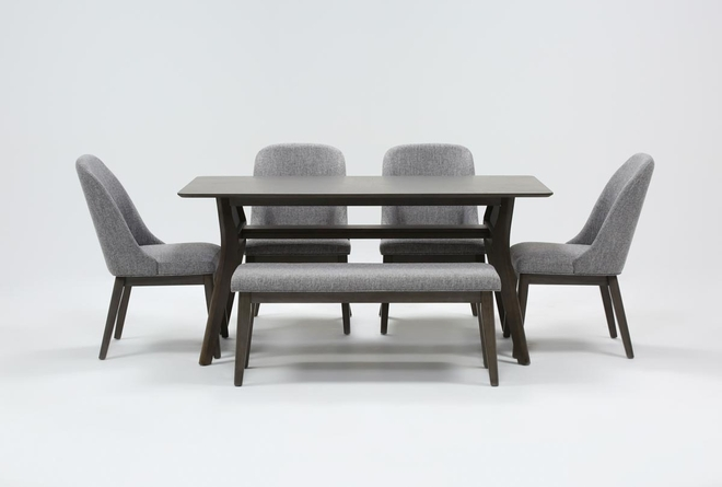 Dodge Dining Table - 360