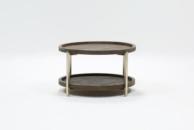 Swell Round Coffee Table - 360