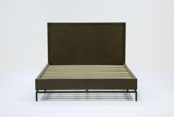 Haynes California King Platform Bed - 360