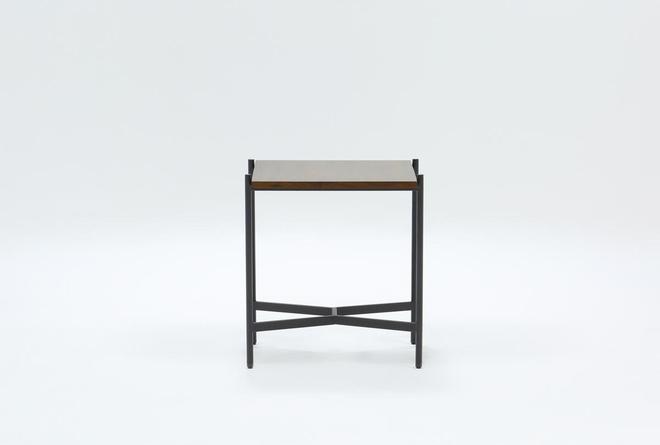 Alpine Square End Table - 360