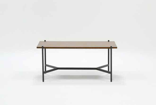 Alpine Rectangle Coffee Table - 360